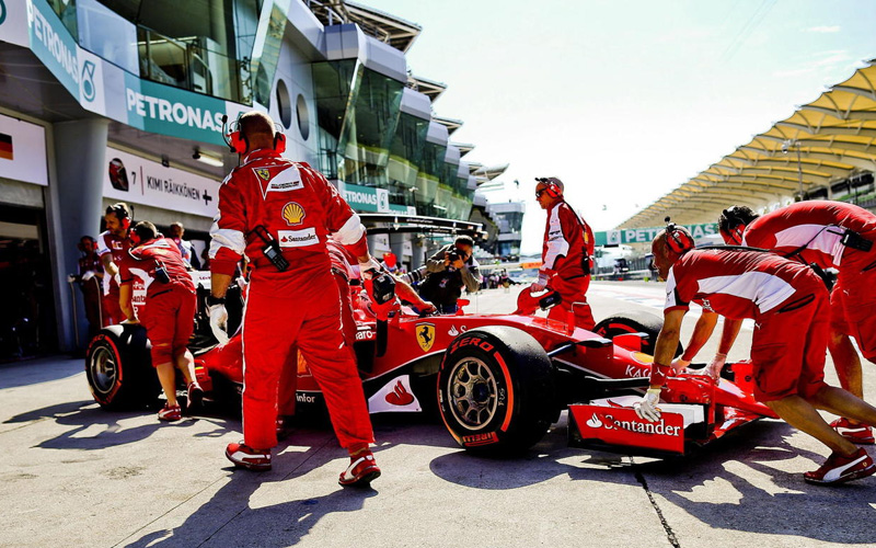 Google AdWords para Ferrari