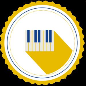 Escuela Infantil Nido | Logo Aula Musical