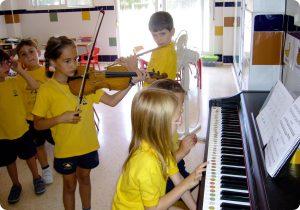 Escuela Infantil Nido | Nido Musical
